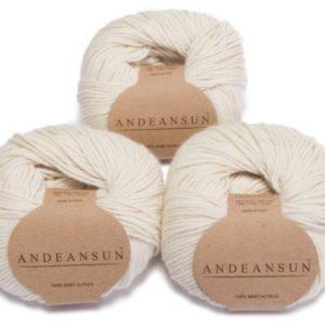 100-Baby-Alpaca-Skeins-SET-OF-3-AndeanSun-Ivory-0