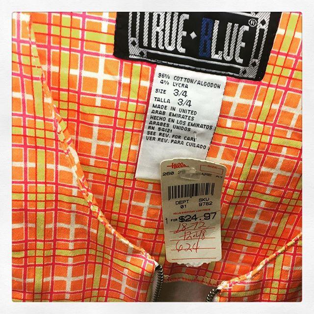 Vintage #Hills #departmentstore shirt.
