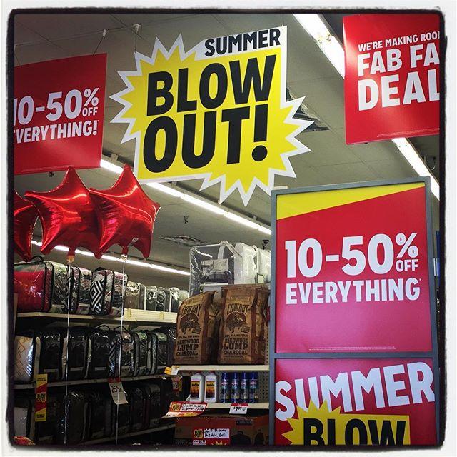 Today in #Kmart desperation